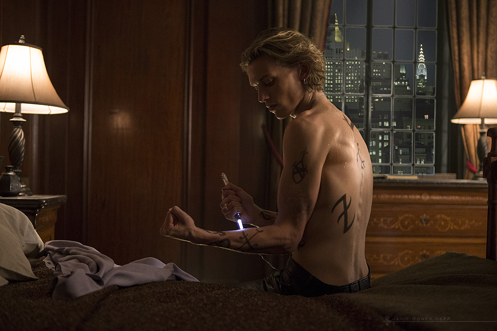whispers Hey Jace  I have a  Jace And Clary Kiss Gif