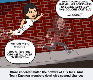 blake dies
