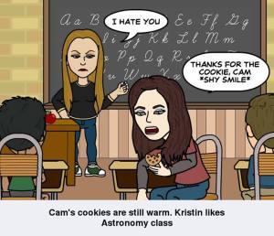 cam cookies